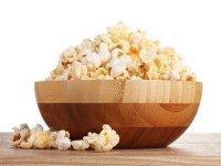 Egy nagy adag moziban vásárol  pattogatott kukorica 1200 kalóriát tartalmazhat.
